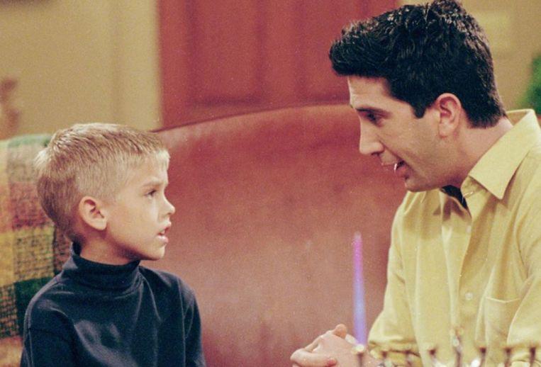 Ben uit 'Friends' is helemaal opgegroeid.
