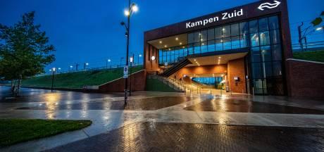 Grens voor 'treintrillingen' hoger in Stationskwartier Kampen