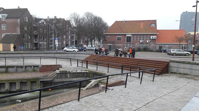 Het Dokje van Perry in Vlissingen.