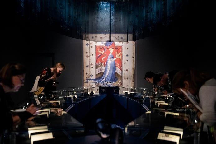 De tentoonstelling over het gebedenboek van Maria van Gelre was het gevolg van een succesvolle samenwerking tussen Museum Het Valkhof en Radboud Universiteit.