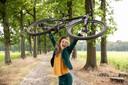 Sanne van Paassen (31) schreef het boek Het Leven Dat Is Pas Topsport.
