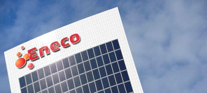 Het hoofdkantoor van Eneco in Rotterdam.