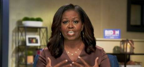 Michelle Obama: 'Donald Trump is de verkeerde president voor ons land'