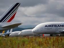Le groupe Air France veut supprimer plus de 7.500 postes