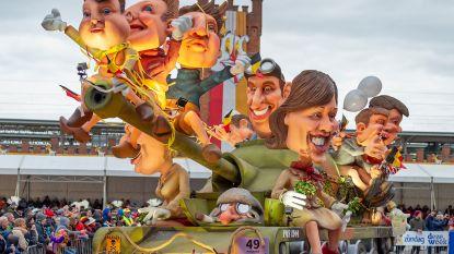 Stad beloond voor het vervangen van vervuilende carnavalswagens