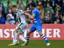 Captain Van Polen maakt zich zorgen om PEC Zwolle: Het was los zand
