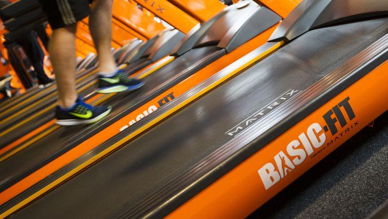 Fitnessketen Basic-Fit zou na de beursgang 1 miljard waard zijn. Beeld anp