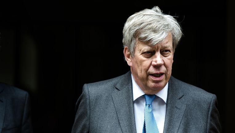Voormalig minister van Justitie Ivo Opstelten. Beeld anp