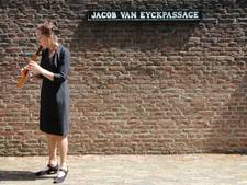Jacob van Eyckpassage Heusden muzikaal ingeblazen