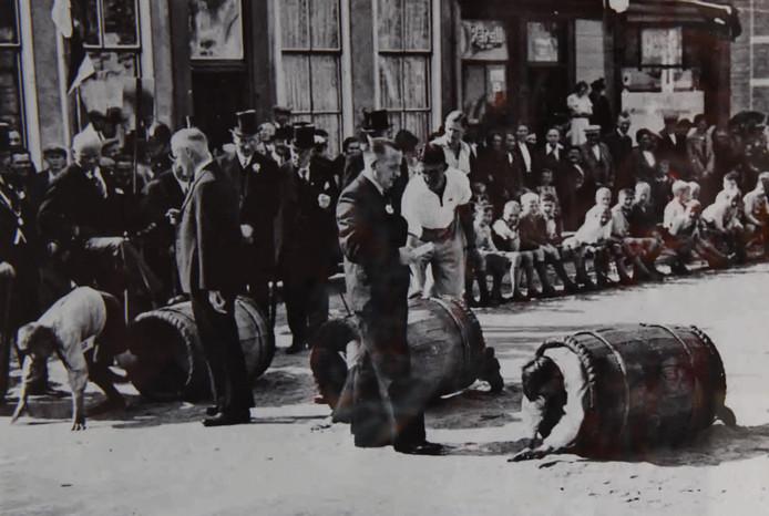Culemborg Expositie van Alies Derwig.Foto William Hoogteyling