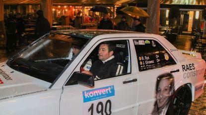 Sharon (22) prijkt op rallywagen van vader in 6 uren van Kortrijk