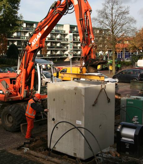 Vragen van Lokale Partij Oldenzaal over afvalcontainers
