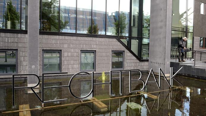 De rechtbank in Lelystad.