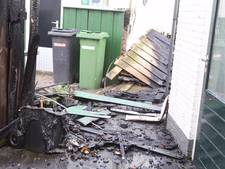 Flinke schade door klikobrand in Vught