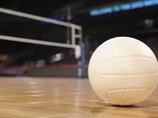 Volleyballers Forza maken pas op de plaats