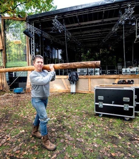 Festival verhuist na tien jaar naar Paleis Het Loo: 'Toch besloten het huwelijk nu al aan te gaan'