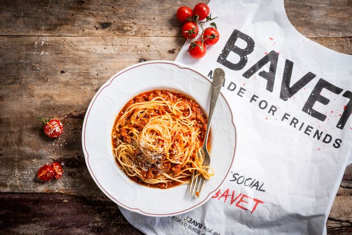 Bavet fait partie des restaurants kids friendly bruxellois à tester.
