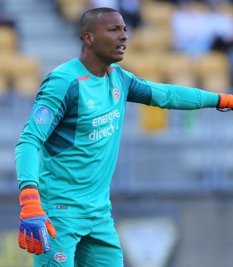 PSV-keeper Eloy Room heeft geduld: 'Wil uiteindelijk eerste keeper worden'