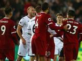 Liverpool na zege op koploper City onderuit bij hekkensluiter Swansea