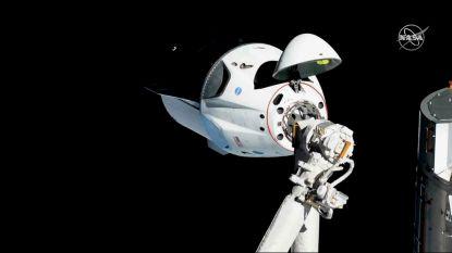 Lekkende klep waarschijnlijke oorzaak explosie ruimtecapsule SpaceX