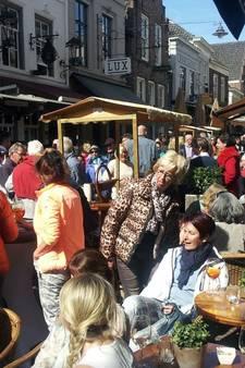Terrasje in Den Bosch het duurst, na Amsterdam en Den Haag