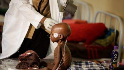 De helft van alle kindersterfte in Afrika te wijten aan honger