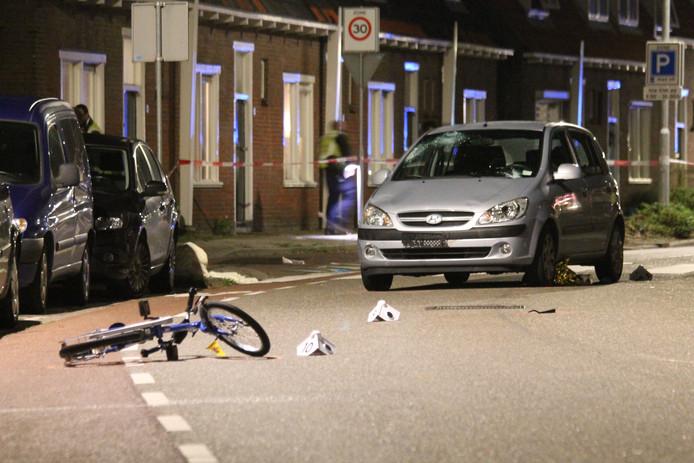 Getuigen meldden dat de automobilist 'als een idioot' had gereden.