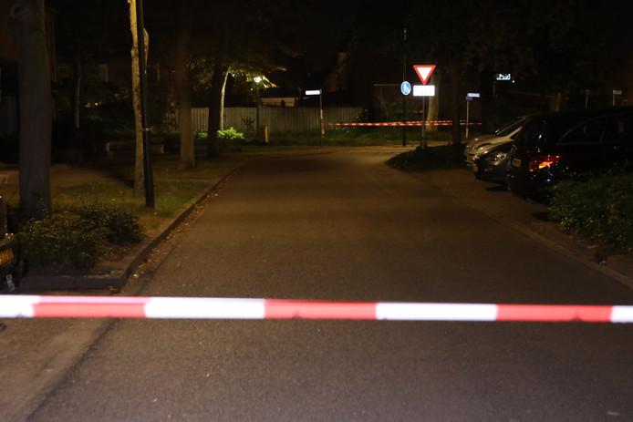 Magneetvisser neemt granaat mee naar huis in Veghel.