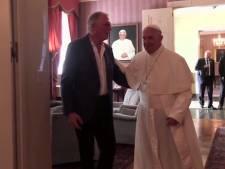 Le pape a reçu un ami gay aux Etats-Unis