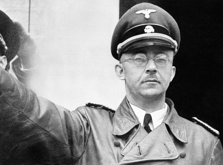 Naar alle waarschijnlijkheid zou Heinrich Himmler, die een vegetariër was, zijn neus optrekken voor een 'bucket' gefrituurde kip van de Amerikaanse  Colonel Sanders.
