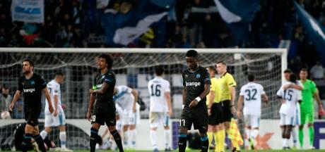 Roemloze aftocht van Strootman en co, Lazio en Eintracht verder
