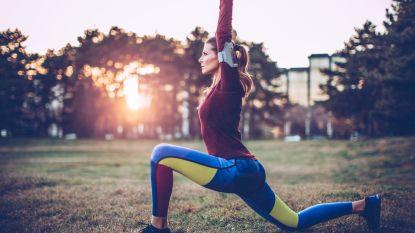 Waarom je in de winter meer calorieën verbrandt met sporten