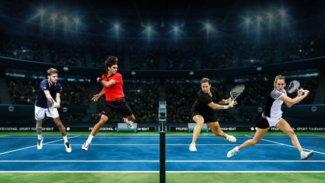 Veel vraagtekens voor tennisjaar 2021, onze expert Filip Dewulf blikt al eens vooruit