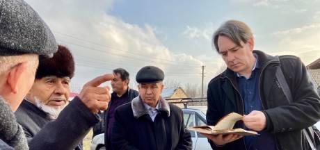 Niemand minder dan president biedt Amersfoorter hulp bij zoektocht naar namen Oezbeekse kampgevangenen
