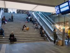 Treinverkeer van en naar Eindhoven Centraal hervat na uren vertraging
