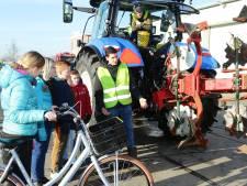 Oogcontact tussen boeren en fietsers is van levensbelang om ongelukken te voorkomen