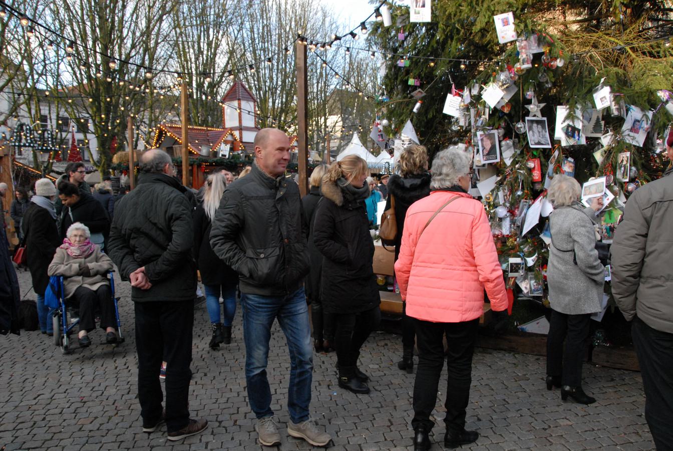 Stichting Winterland Den Bosch verzorgde vorig jaar een evenement op de Bossche Parade. Het is onduidelijk wat er dit jaar gaat gebeuren.