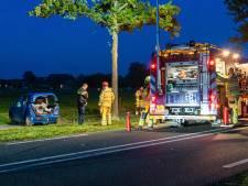 Ernstig ongeval tussen Raalte en Wijhe: één persoon gewond geraakt