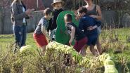 Kinderen beleven zonnige safari bij speelplein Zoeber