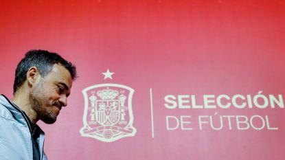 Hommeles in Spanje: Spaanse bond wil Luis Enrique terug, huidig bondscoach krijgt C4 en boycot daarna persconferentie