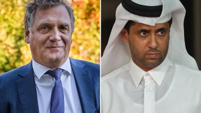 Zwitserse gerecht klaagt PSG-eigenaar Al-Khelaïfi en voormalig FIFA-topman Valcke aan wegens corruptie