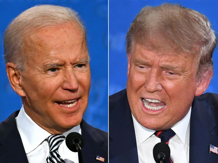 Chaotisch debat tussen Trump en Biden: 'Kiezer is echte verliezer'