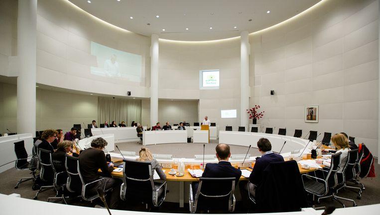 De gemeenteraad van Den Haag houdt een inspraakavond over de huisvesting van ruim duizend statushouders. Beeld anp