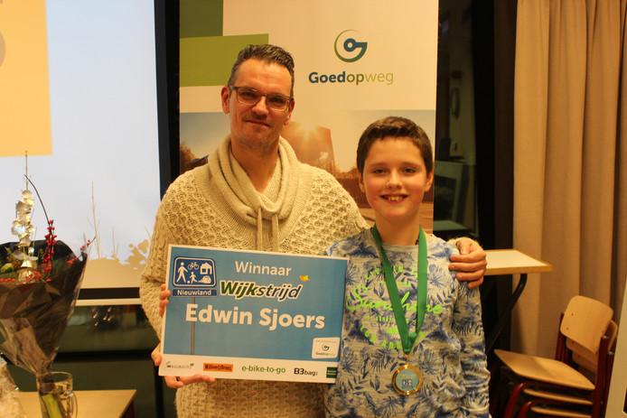 Edwin Sjoers.