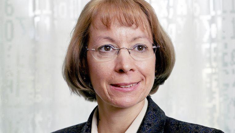 Nancy McKinstry Beeld Ilya van Marle