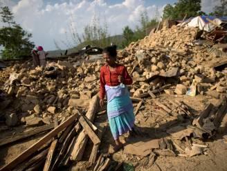 Overlevenden aardbeving Nepal gestorven van koude