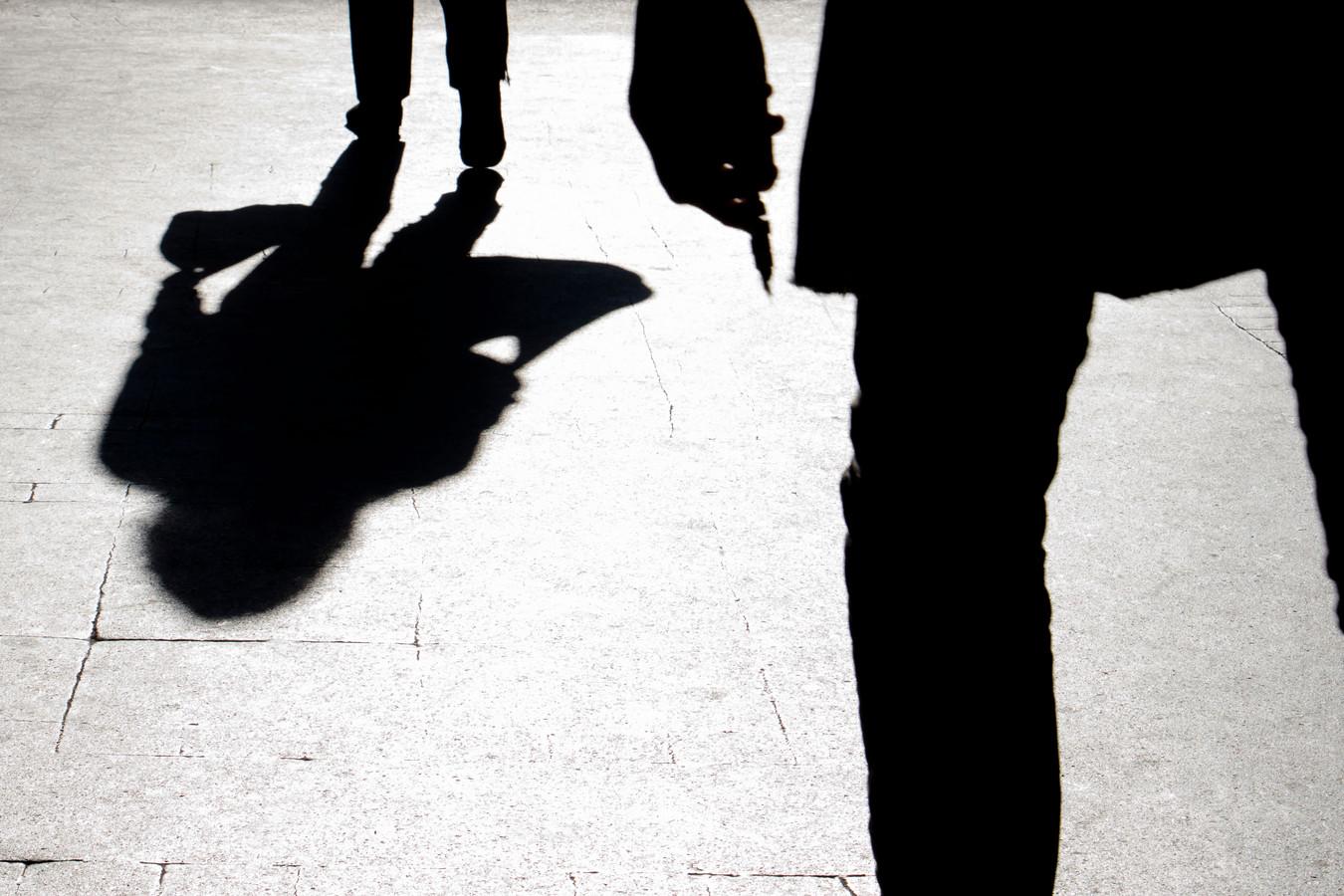 stockadr straatroof straatoverval overval diefstal roof bedreiging mes huiselijk geweld