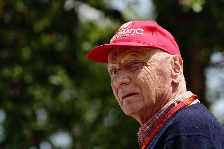 Niki Lauda werd in 1985 de laatste winnaar van de Grote Prijs van Nederland.