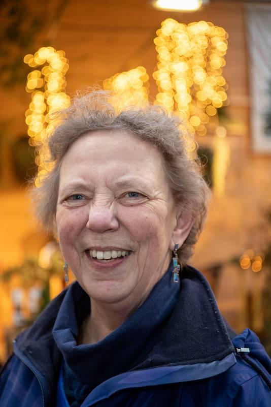 Marion Boelhouwer in Wageningen.