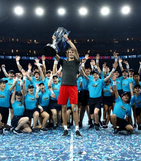 Vijf steden over voor organisatie ATP Finals